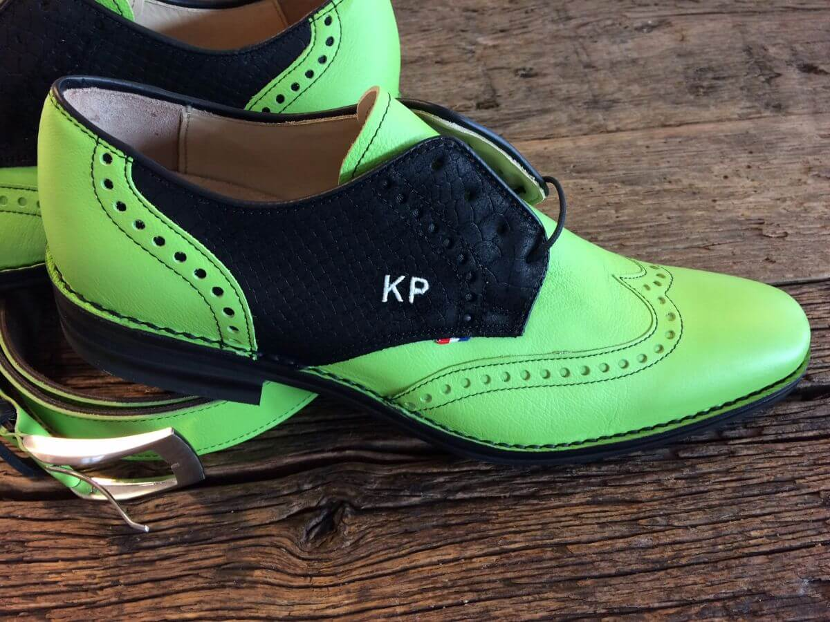 01ff51bb1730 CUSTOM-MADE HERENSCHOENEN IN COLOR OF THE YEAR