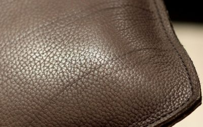 OLIVETO – GREEN LEATHER!